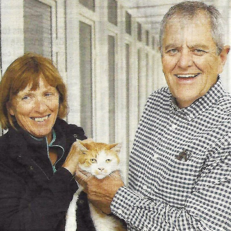 Peter & Sue Martin - Muirburn Kennels & Cattery