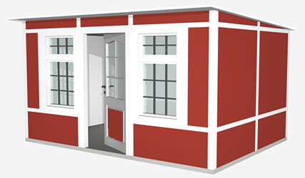 Office & Garden Rooms for Sale   From Pedigree Pens Ltd   uPVC Offices