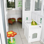 uPVC Cattery for Lulus Cattery, Essex
