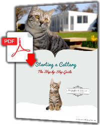 Starting a Cattery - Download the Guide