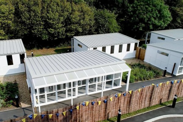 Cattery Pens for Rescue Centre