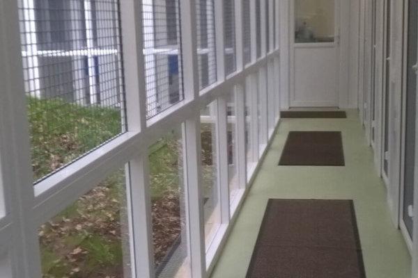 Secure Corridor